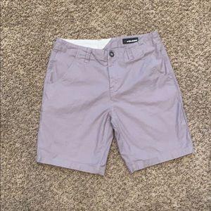Men's Cotton Volcom Shorts-size 30